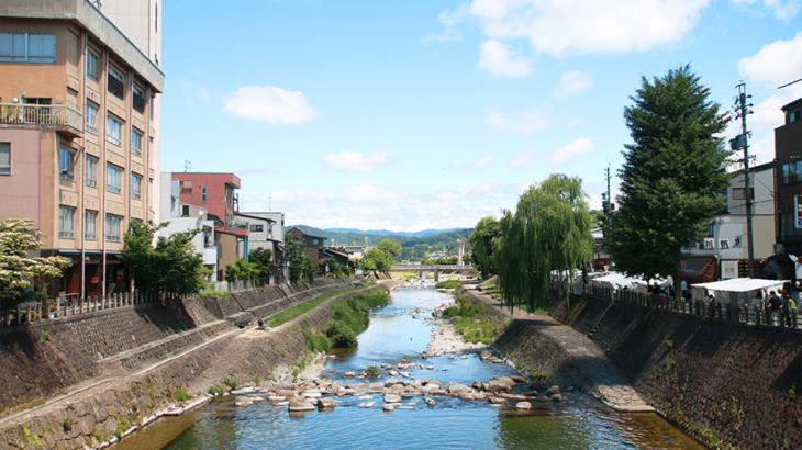 【一人旅 高山〜郡上八幡】一泊二日 グルメと綺麗な景色を堪能する。